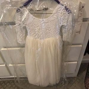 Toddler bridesmaid/flower girl  dress